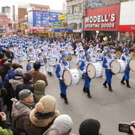 2012.02.04 Chinese New Year Parade, Flushing, NY