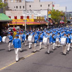 2012.04.28 Parade, Flushing, NY