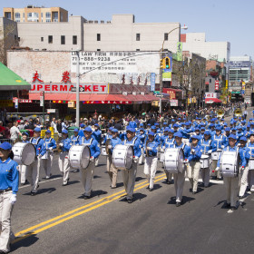 2013.04.27 Parade, Flushing, NY