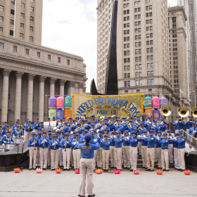 2013.5.13 Falun Dafa Day Performance New York City, NY