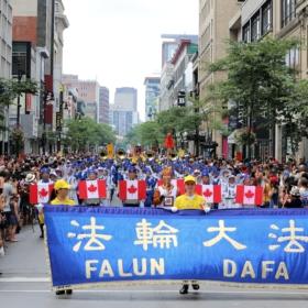 2018.07.01 Canada Day Parade, Montreal, Québec
