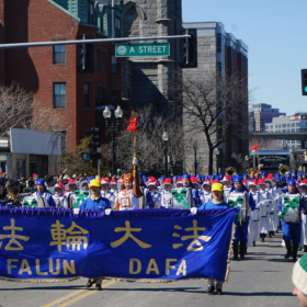 2018.03.18 St Patric's Day Parade, Boston, MA
