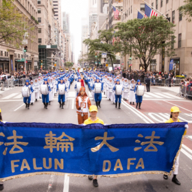 2018.10.08 Columbus Day Parade, New York City, NY 1