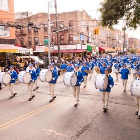 2018.10.21 Falun Gong Parade, Brooklyn, NY 2