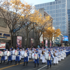 2018.11.04 Veteran's Day Parade, Philadelphia, PA 2